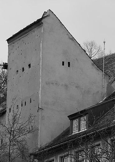 Tanners' Tower Sighisoara, 13th - 14th century. marvel medieval towers fortress