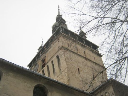 The Clock Tower. journey medieval city sighisoara