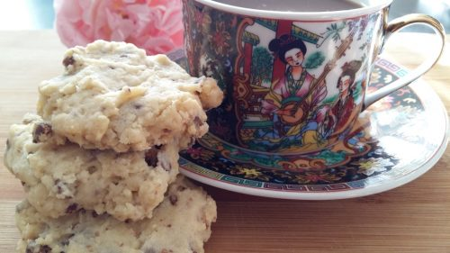 cookies and baking compared to writing