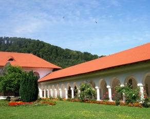 Brancoveanu Monastery, Sambata de Sus