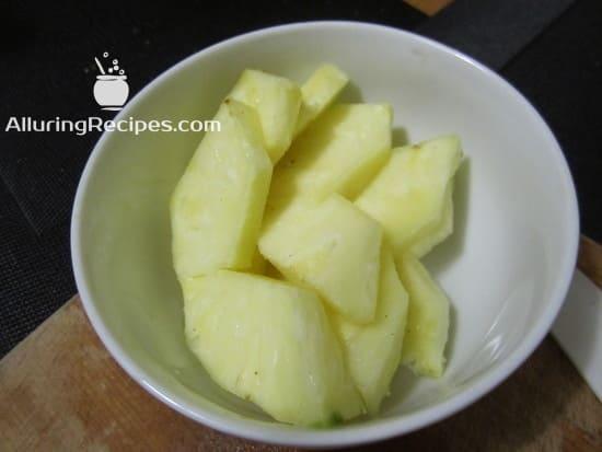 ананас - alluringrecipes.com