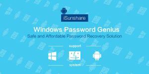 iSunshare Password Genius Free Download