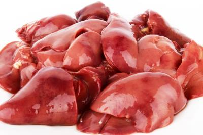 chicken livers example