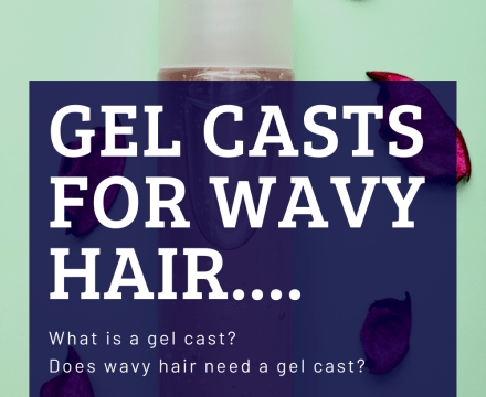 What is a Gel Cast? Does Wavy Hair Need A Gel Cast? What is a Cast on curly wavy hair? #Wavyhair101