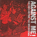 Against Me The Disco Before The Breakdown Cover Art