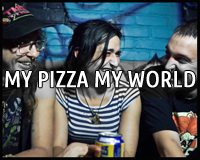 My Pizza My World Texas Folk Punk
