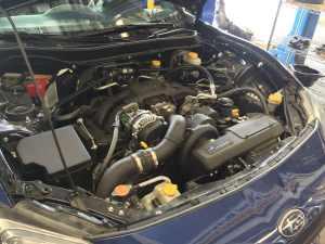 Subaru BRZ Supercharged