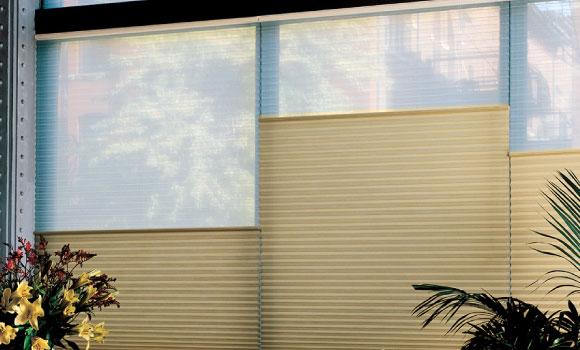 Honeycomb Shades All Window Artisan