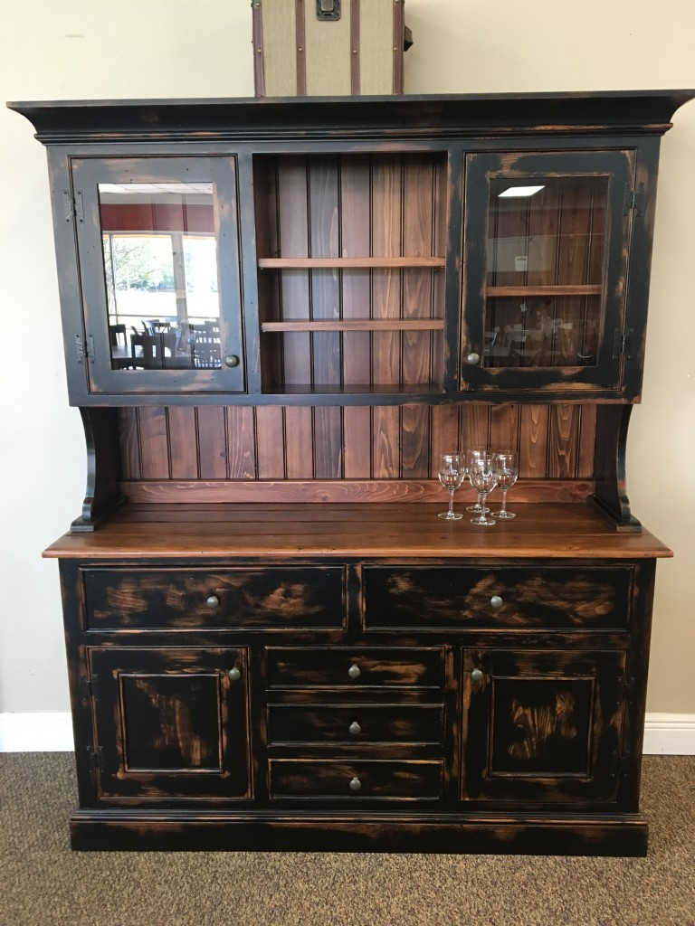 A101 Country Hutch Amp Buffet Baton Rouge Warehouse Sale BR 333 SOLD