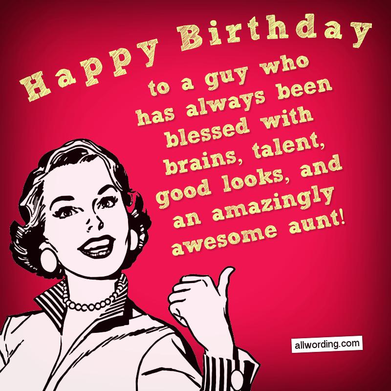 Happy Birthday Nephew 35 Birthday Wishes For Your Dear Nephew Allwording Com