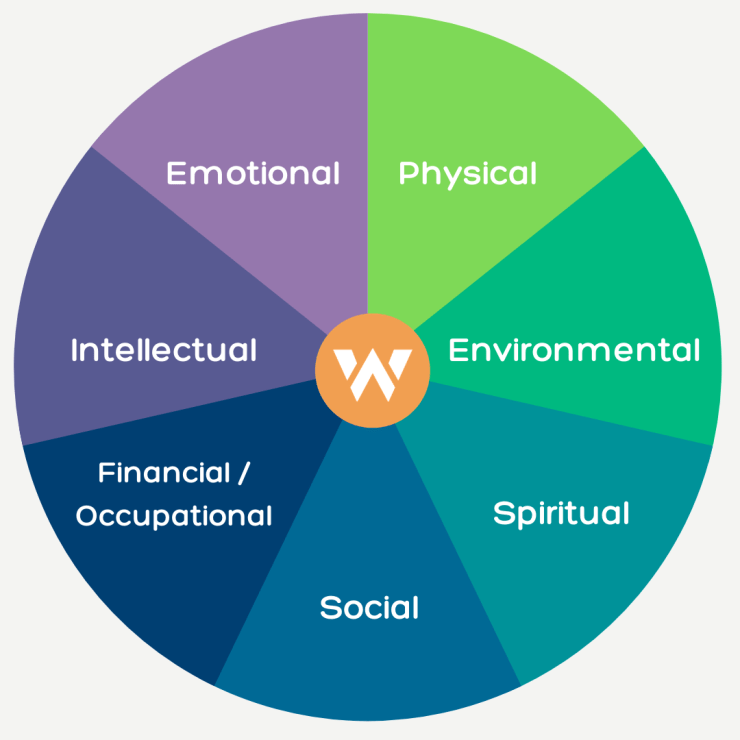 What Is The Wellness Wheel? Here's How It Can Help You Lead A Plentiful, Balanced Life | AllWork.Space