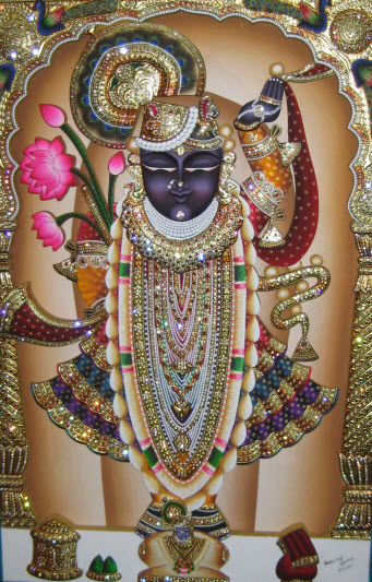 Shrinathji Temple (Nathdwara) Daily Darshan Time
