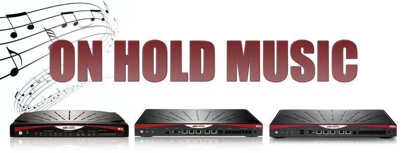 Allworx On Hold Music