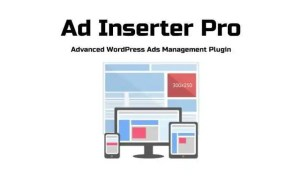 Read more about the article Ad Inserter Pro 2.7.2 NULLED – WP Ads Management Plugin