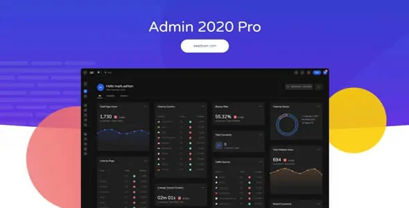 You are currently viewing Admin 2020 2.0.9.2 NULLED – Modern WordPress Admin Panel
