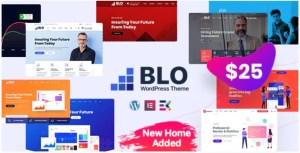 Read more about the article BLO 2.9 – Corporate Business WordPress Theme