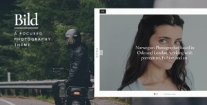 Read more about the article Bild 1.3.1 – A Focused WordPress Photography Theme