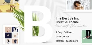 Read more about the article Bridge 27.8 Nulled – Creative Multipurpose WordPress Theme