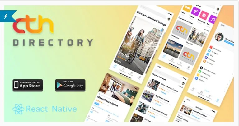 You are currently viewing CTH Directory 1.3.6 – React Native mobile apps