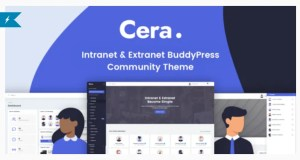 Read more about the article Cera 1.1.7 – Intranet & Community WordPress Theme