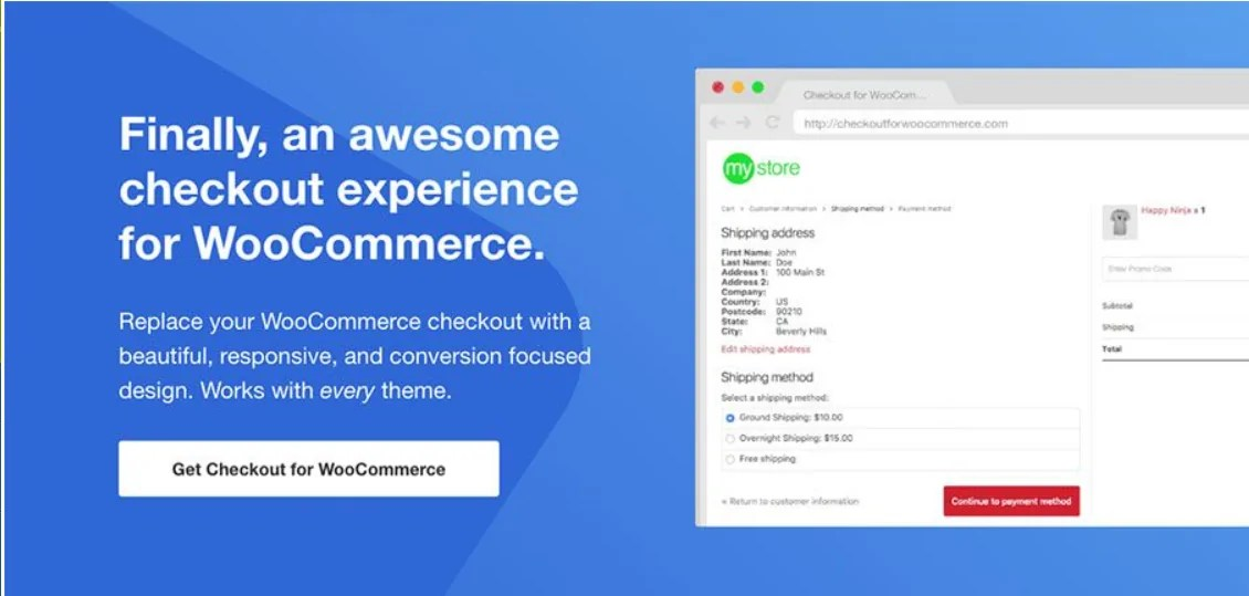 You are currently viewing Checkout for WooCommerce 5.3.5 NULLED – Optimized Checkout Template for WooCommerce