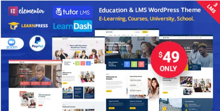You are currently viewing Edubin 8.10.6 – Education WordPress Theme