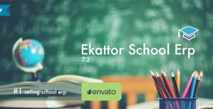 Read more about the article Ekattor School Erp 7.2 NULLED – A School Management System