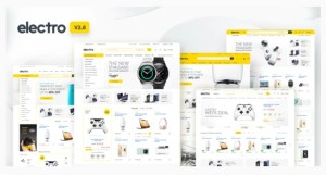Read more about the article Electro 3.1.2 – Electronics Store WooCommerce Theme