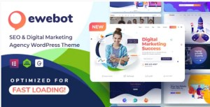 Read more about the article Ewebot 2.4.8 NULLED – WordPress Digital Agency Theme