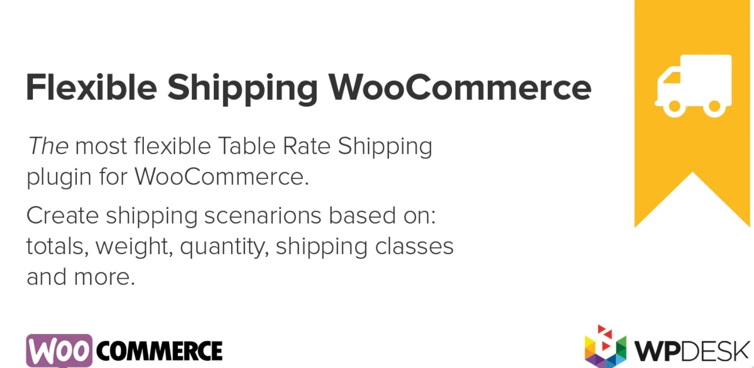 You are currently viewing Flexible Shipping PRO 2.3.0 – WP Plugin