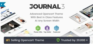 Read more about the article Journal 3.1.8 – Advanced Opencart Theme