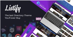 Read more about the article Listify 3.0.0 – Directory WordPress Theme