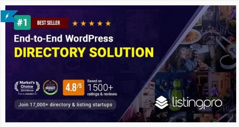 You are currently viewing ListingPro 2.6.7 Nulled – WordPress Directory Theme
