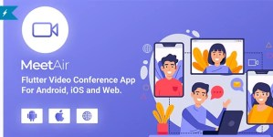 Read more about the article MeetAir 1.0.6 NULLED – video conferencing app for Android and iOS