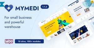 Read more about the article MyMedi 1.2.1 – Responsive WooCommerce WordPress Theme