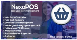 Read more about the article NexoPOS 3.15.56 Nulled – Extendable PHP Point of Sale