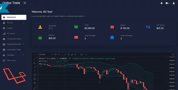 You are currently viewing Online Trade NULLED (29/10/2020) – Trading and Cryptocurrency Investment System