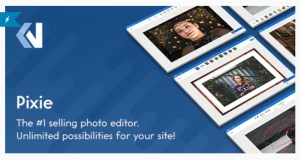 Read more about the article Pixie 2.2.2 – Image Editor – PHP Script