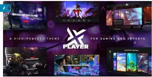 Read more about the article PlayerX 1.10.1 NULLED – Powerful eSports WordPress Game Template