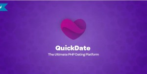 Read more about the article QuickDate 1.4.2 NULLED – The Ultimate PHP Dating Platform