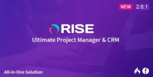 Read more about the article RISE 2.8 NULLED – Ultimate Project Manager