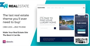 Read more about the article Real Estate 7 3.1.2 – WordPress Theme