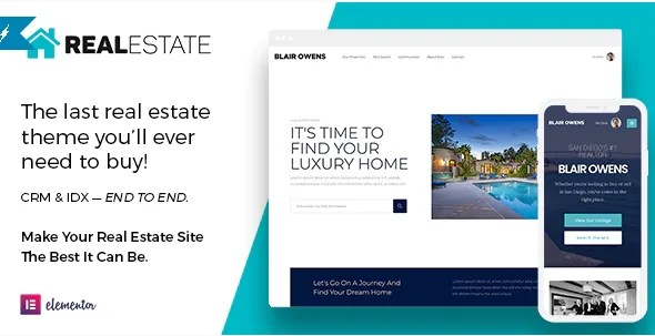 You are currently viewing Real Estate 7 3.1.2 – WordPress Theme