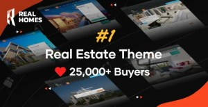 Read more about the article Real Homes 3.15.0 NULLED – WordPress Real Estate Theme