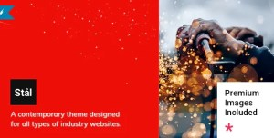 Read more about the article Stål 1.2.2 Nulled – Industry WordPress Theme