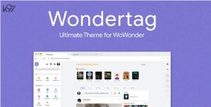 Read more about the article Wondertag 2.3.6 – The Ultimate WoWonder Theme