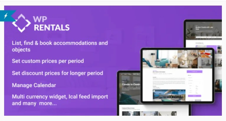 You are currently viewing WP Rentals 3.4 Nulled – Booking Accommodation WordPress Theme