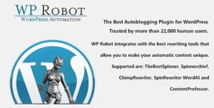 Read more about the article WP Robot 5 5.37 – Autoblogging Plugin for WordPress