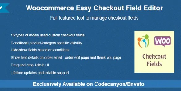 You are currently viewing Woocommerce Easy Checkout Field Editor 2.5.3