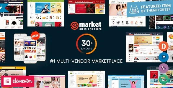 You are currently viewing eMarket 4.6.0 NULLED – Premium Template for WordPress Online Store